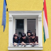 The Beatles Museum in Eger has opened